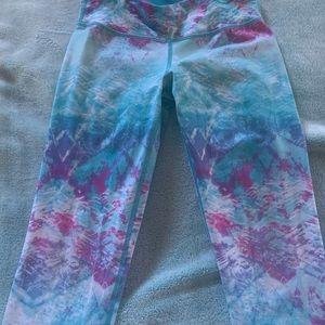 Lululemon girls luxetreme size 10 pants